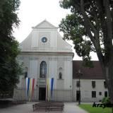 Brodnica. Kościół i klasztor.