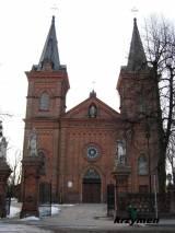 Raciąż, kościół pw. św. Wojciecha.