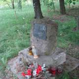Belsk Duży. Mogiła powstańców 1863 r.
