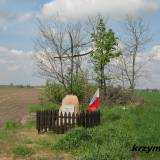 Jakubowo. Pomnik powstańców 1863 r.