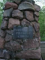 Sarbiewo, mogiła powstańców 1863
