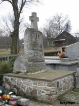 Mogiła powstańców 1863 r.