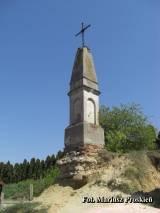 Kapliczka poświecona powstańcom 1863 r.
