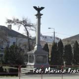 Pomnik powstańców 1863 r. w Zambrowie.