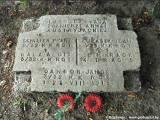 Mogiła żołnierzy austro-węgierskich.