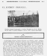 """Placówka Nr 3/1934, miesięcznik Stowarzyszenia Dowborczyków """"Ku chwale..."""
