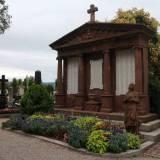 Pomnik poległych mieszkańców miasta Sélestat.