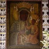 Kopia obrazu Matki Boskiej Częstochowskiej ofiarowana przez O.O. Paulinów i...