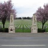 Cmentarz wojenny - Nécropole nationale La Targette.