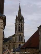 Eglise Notre Dame de Sillé-le-Guillaume