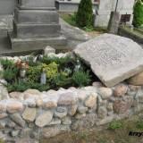 Mogiła żołnierzy poległych w 1915 r.