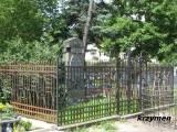 Toruń, cmentarz św. Jerzego.