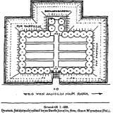 Projekt cmentarza w Janolinie
