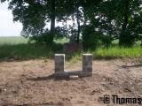 Cmentarz wojenny w Borkowie Kościelnym