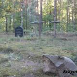 Glina. Cmentarz wojenny z 1915 r.