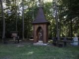 Krasna Dąbrowa. Cmentarz wojenny z 1914 r.