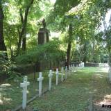 Kwatera z I wojny światowej.