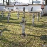 Kwatera żołnierzy niemieckich z I wojny światowej.