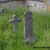 Góry Pęchowskie. Cmentarz legionistów I Brygady.