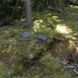 Chwalibogi, mogiła 16 żołnierzy rosyjskich na d. cmentarzu wiejskim