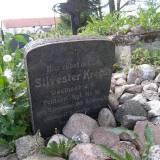 Ełdyty Wielkie, mogiła żołnierza poległego w 1915 roku