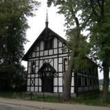 Kraplewo, kościół ewangelicki