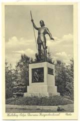 Lidzbark Warmiński, pomnik poległych IWŚ