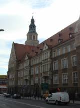 Olsztyński ratusz