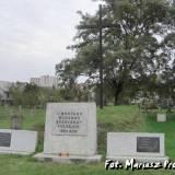 Brześć. Cmentarz wojenny.