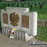 Grodno. Cmentarz wojskowy.