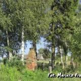 Cmentarz wojenny w Dragunach.
