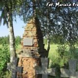 Pomnik żołnierzy 5 pp legionów.