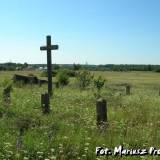 Cmentarz wojenny pod Królewszczyzną.