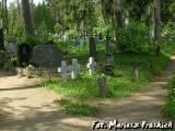 Groby żołnierzy WP z lat 1919-1920.