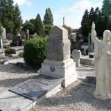 Zgierz, zbiorowa mogiła poległych podczas wojny polsko-bolszewickiej 1919-21