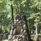 Pomnik żołnierzy WP w Krasławiu.
