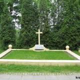 Mogiła zbiorowa żołnierzy 30 p.strz. kaniowskich.