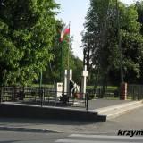 Szelków. Mogiła żołnierzy WP z 1920 r.
