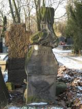 Grób mjr Zygmunta Bobrowskiego.