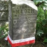 Grób kaprala Zygmunta Klocha
