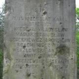Nazwiska poległych żołnierzy 28 p.s.k.