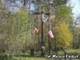Krzyż w Białymstoku-Dojlidach.