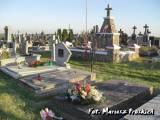 Grabowo. Groby z 1920 i 1939.