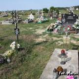 Leman. Groby ofiar mordów bolszewickich.