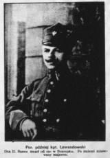 kpt. Władysław Lewandowski.