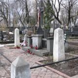 Cmentarz Bajkowy. Kwatera wojenna.