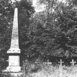 Kwatera wojenna w Łucku. Stan z 1930 r.