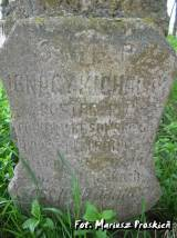 Grób posterunkowego I. Michalaka
