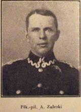 płk pil. Adam Zaleski
