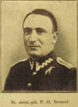 st.sierż. pil. Paweł Stencel